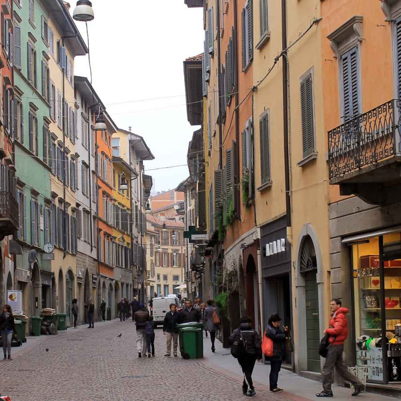 things to do in Bergamo