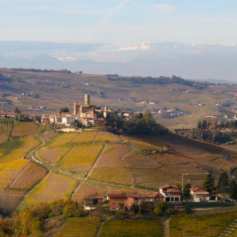 Castiglione Falletto - Visiting the Barolo Villages