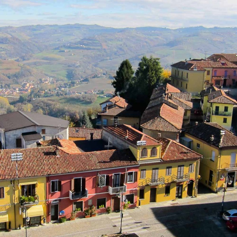 Diano d'Alba -Visiting the Barolo villages