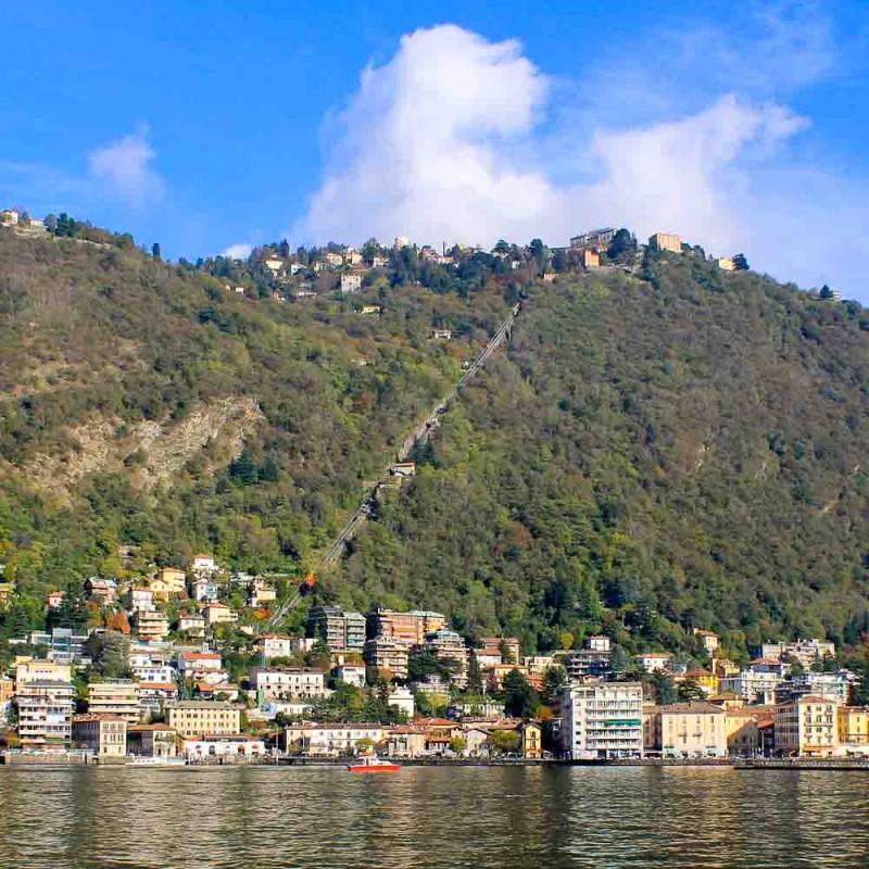 Five things to do around Lake Como