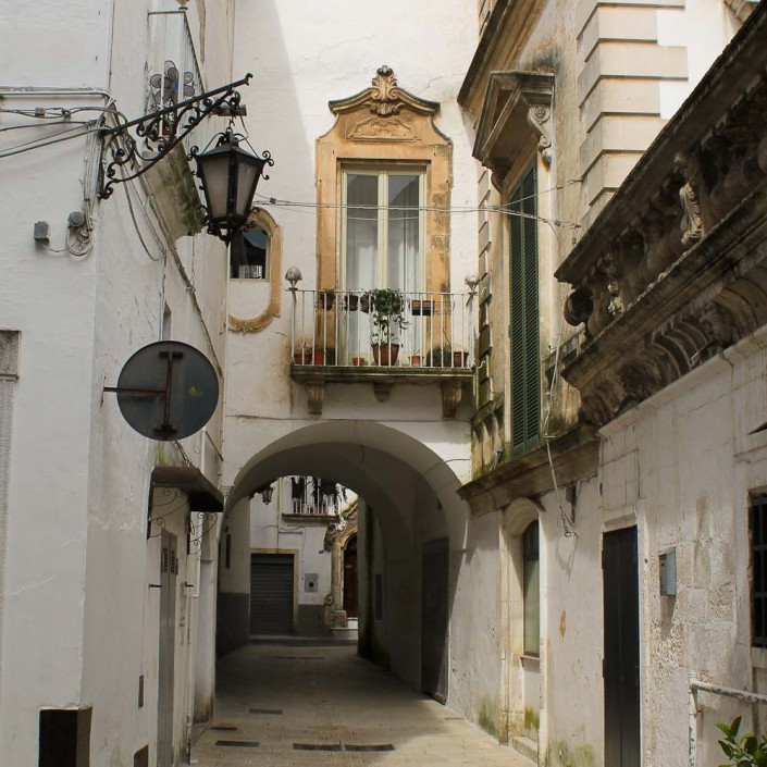 Martina Franca in Puglia