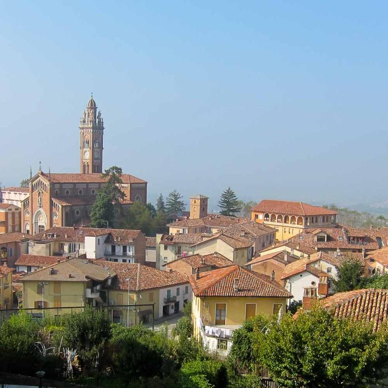 Monforte d'Alba - Visiting the Barolo Villages