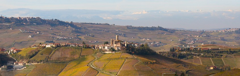 Visiting the Barolo Villages