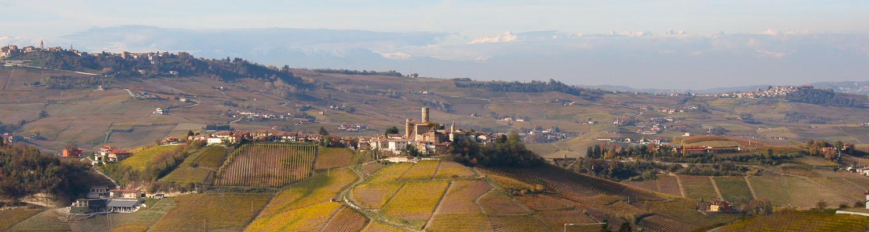 Visiting the Barolo Villages - Italian Notes