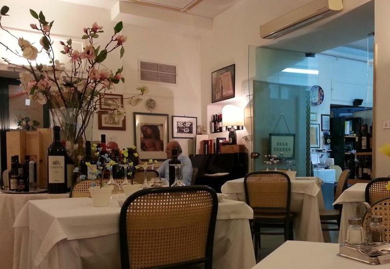 Restaurants in Foggia: Trattoria Giordano Pompeo