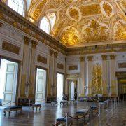 Visiting Reggia di Caserta