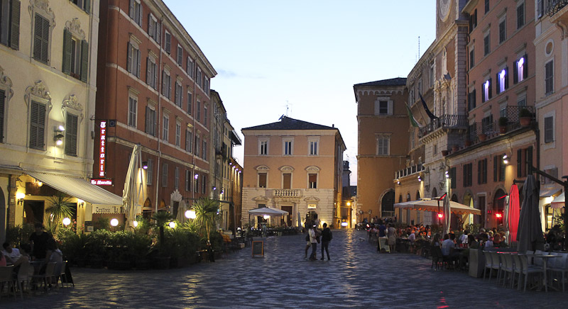 Trattoria La Moretta in Ancona