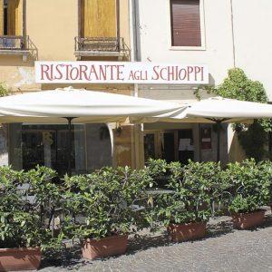 Ristorante Agli Schioppi in Vicenza