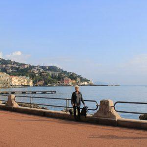 Rapallo in Liguria