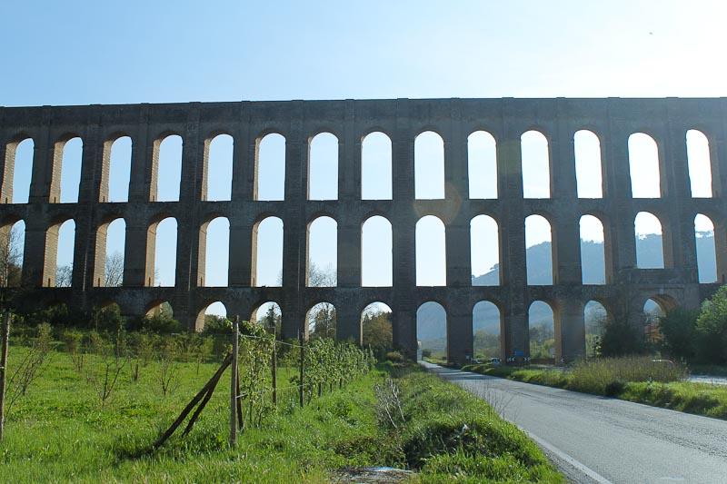 Acqueduct of Vanvitelli