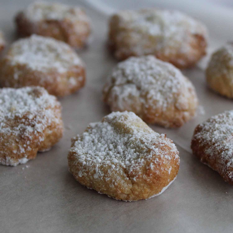 Ricciarelli di Siena Cookies