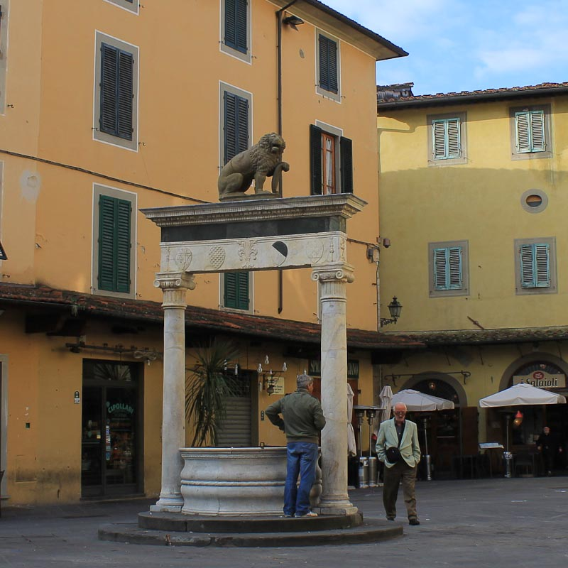 Attractions of Pistoia