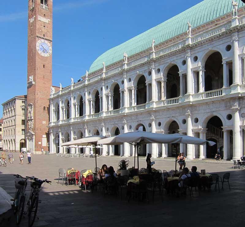 Image of Basilica Palladian in Vicenza