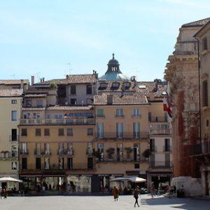 Photo from Piazza dei Signori in Vicenza