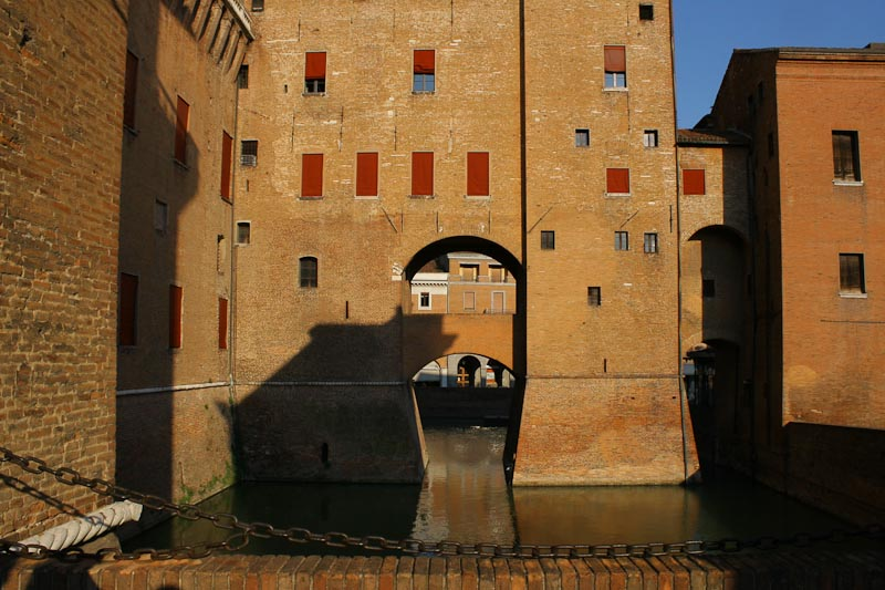 Photo of Castello Estense in Ferrara