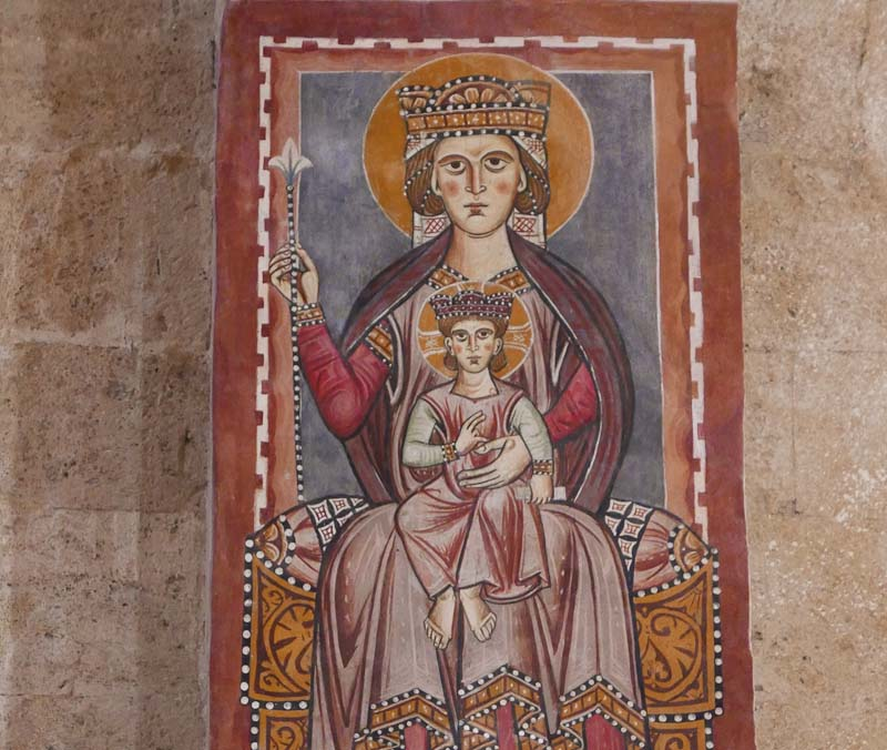 Photo from the Cathedral of Anagni