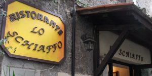 Lo Schiaffo Restaurant in Anagni