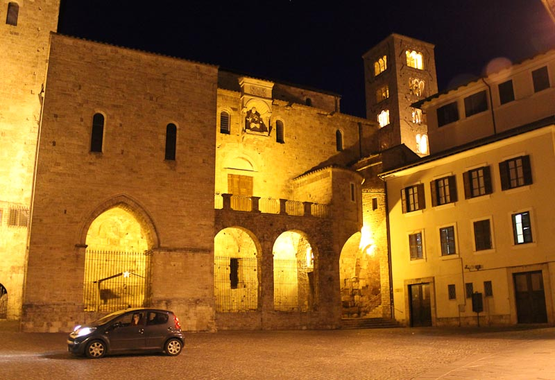 Photo of the cathedral - Visit Anagni