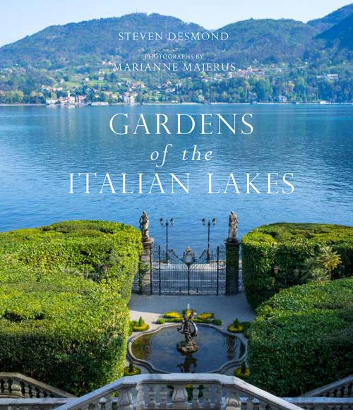 Cover photo of the Gardens of the Italian Lakes
