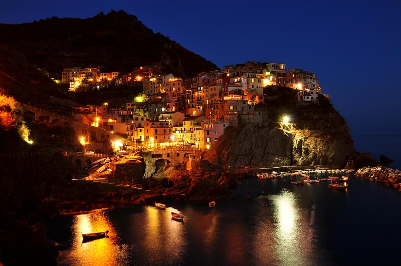 Photo of Manarola in Cinque Terre