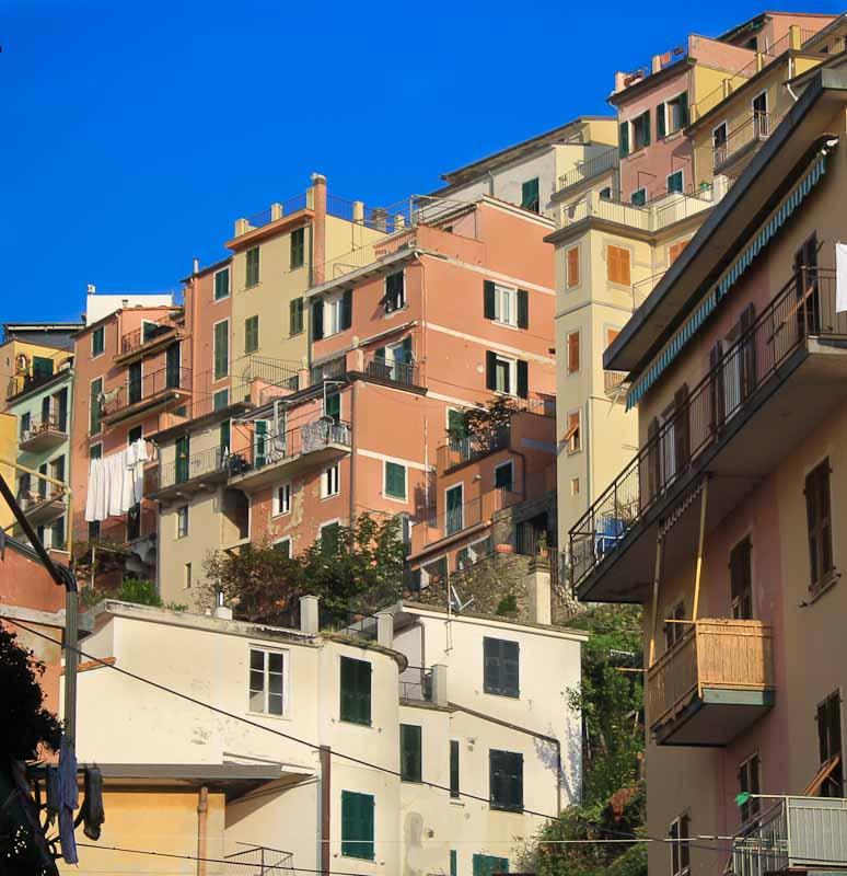 Photo of Manarola in Cinque Terre