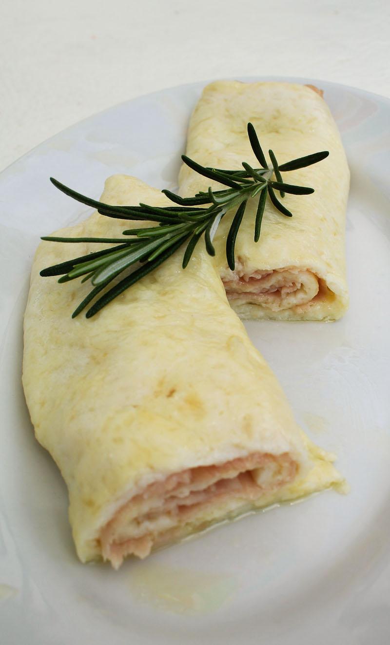 Photo of egg white pancake