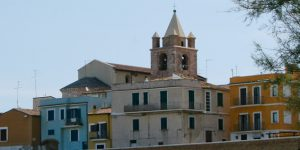 Termoli Cathedral and a disputed saint