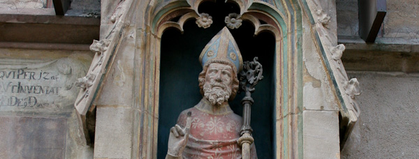 St. Nicholas on Merano Cathedral
