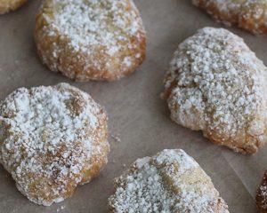 Ricciarelli Cookies