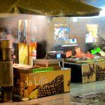 Italian street food – Roasted chestnuts