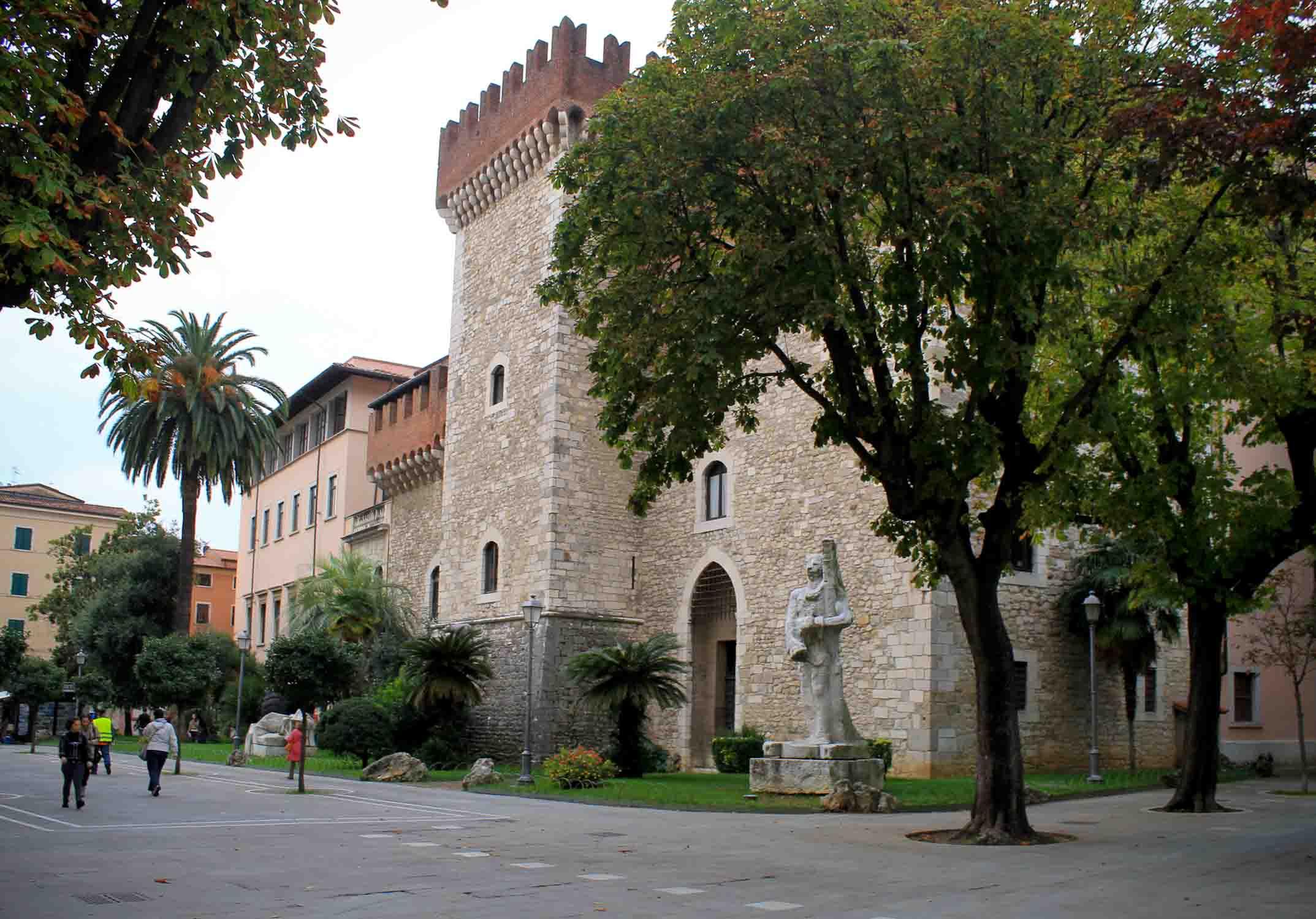 Palazzo Cybo-Malaspina in Carrara