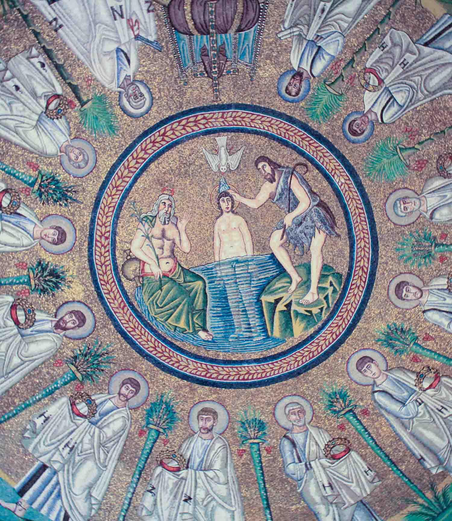 Arian Baptistry in Ravenna
