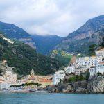 Cruise along the Amalfi Coast