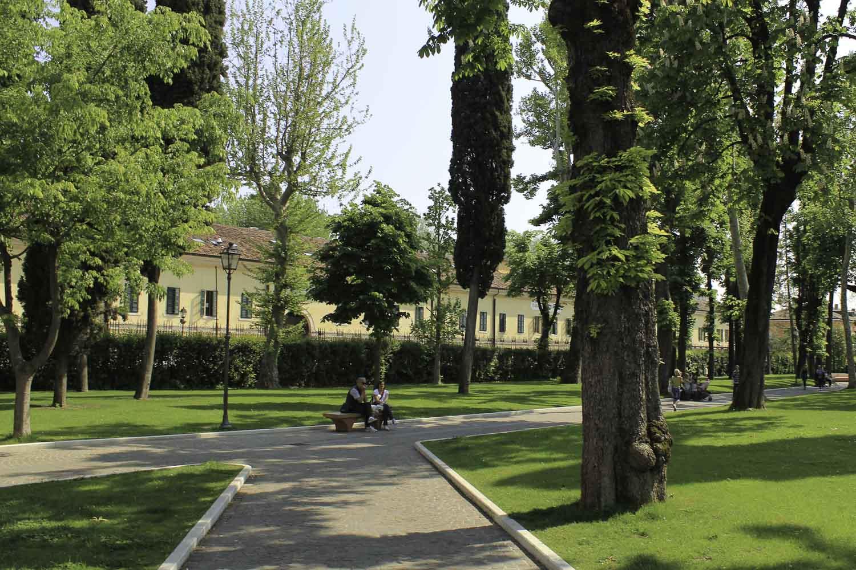 Park in Peschiera del Garda