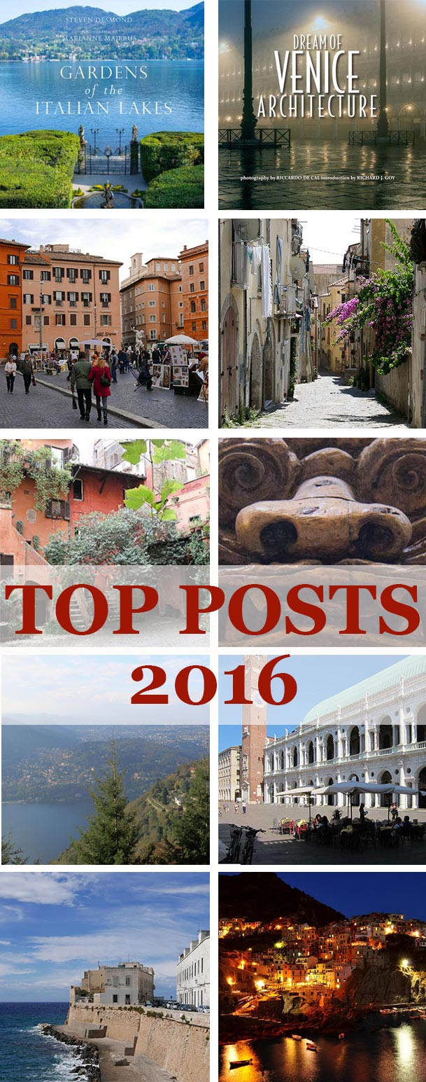 Top posts Italian Notes 2016