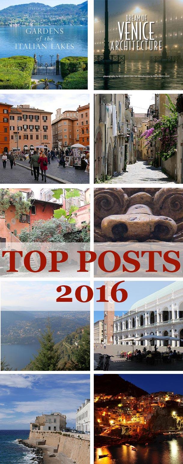Top posts Italian Notes 2016