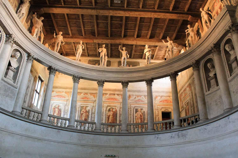 Teatro all'antica in Sabbioneta