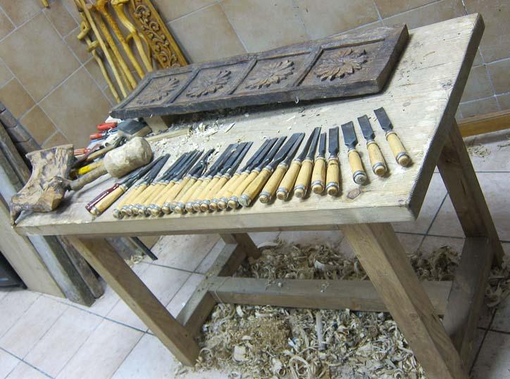 Workshop for Artisan Woodwork
