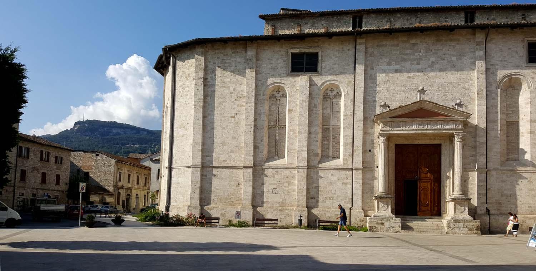 Piazza Arringo and the Ghost of Ascoli Piceno