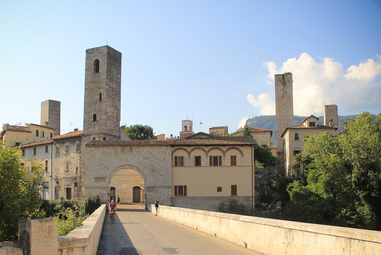 Porta Torricella Ascoli Piceno