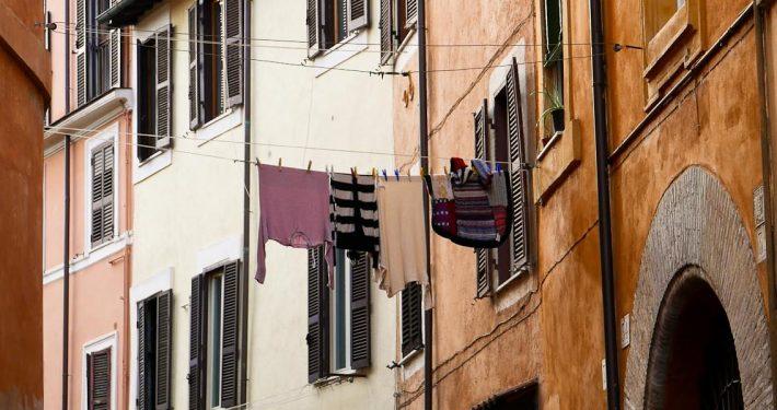 Orphan from Trastevere