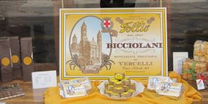Souvenirs from Vercelli