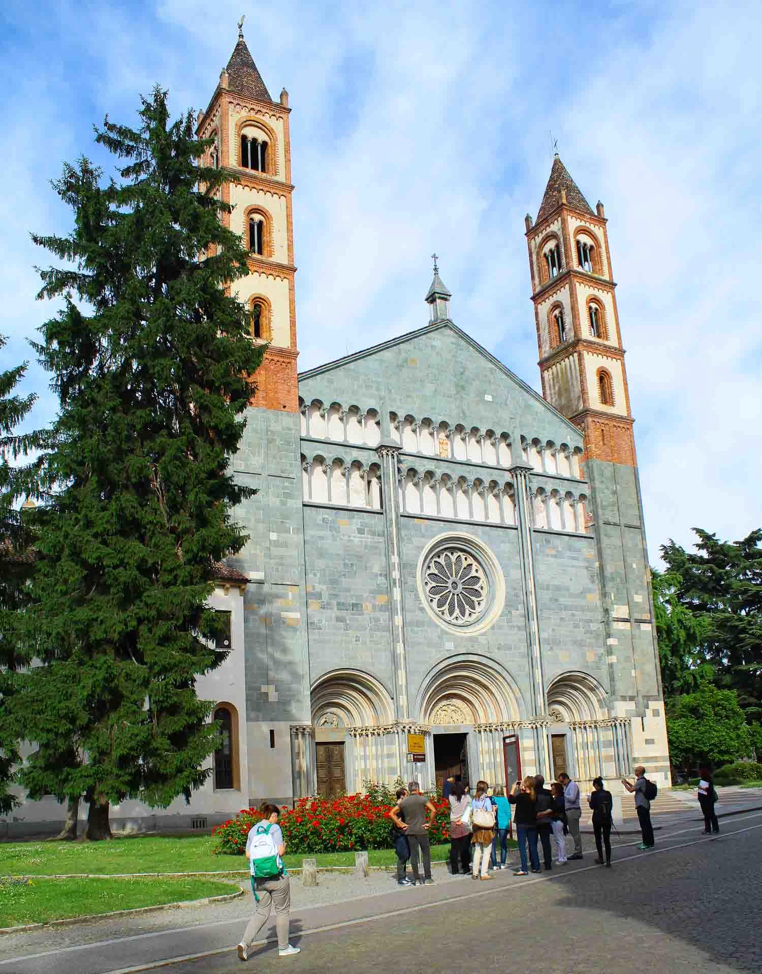 Basilica di Sant'Andrea Vercelli