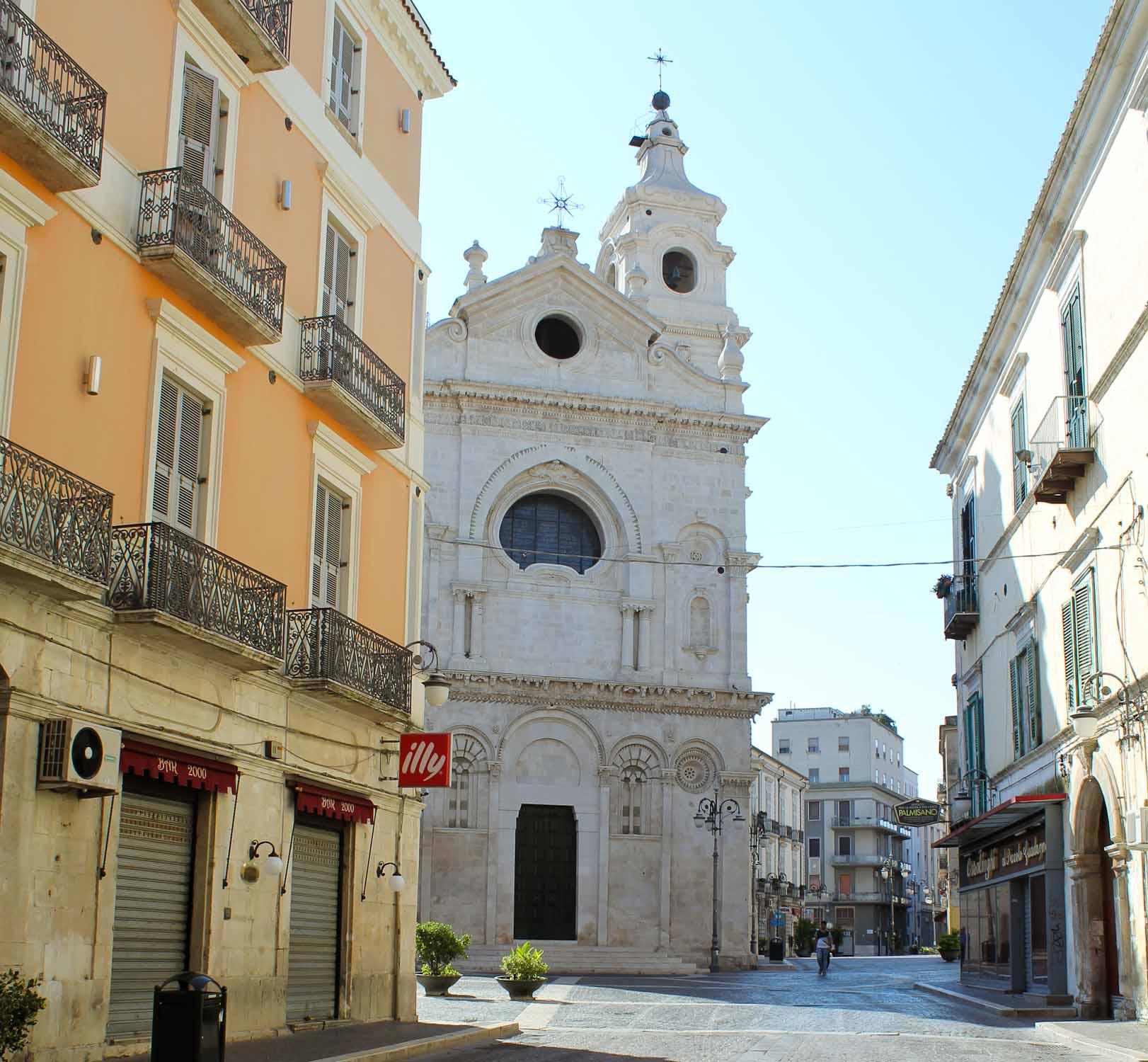 Foggia cathedral