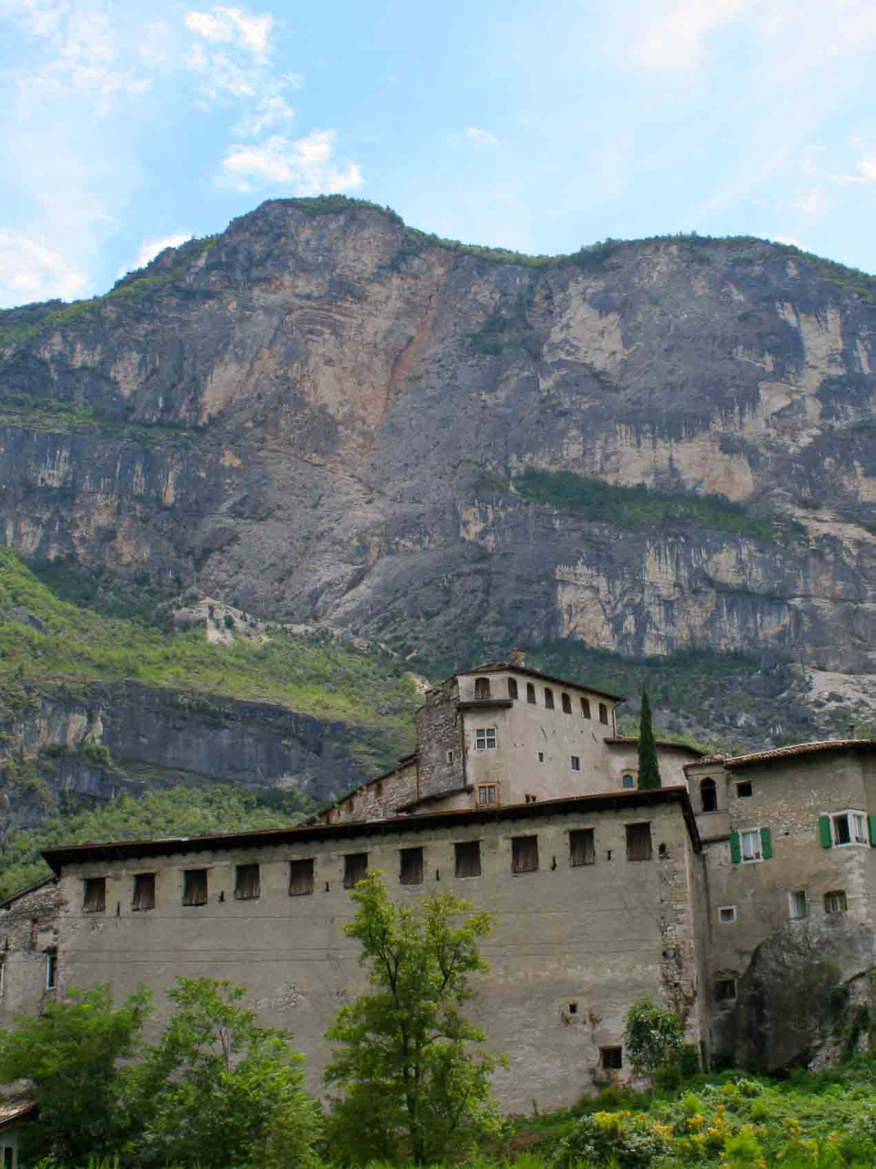 Castel Pietra and the historic Battle of Calliano