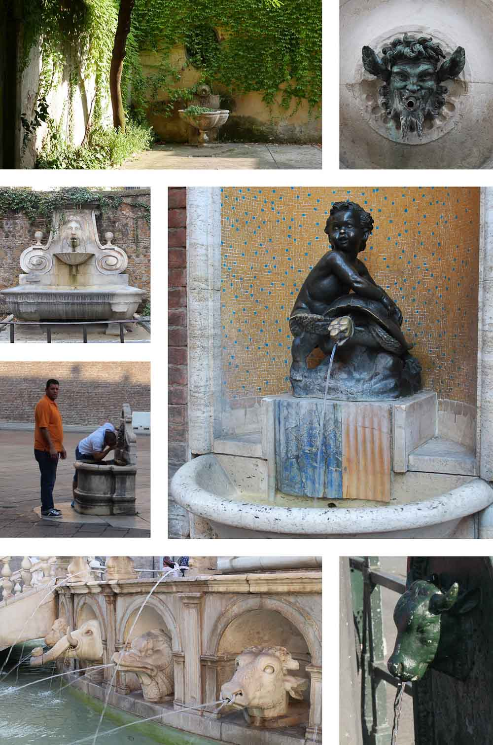 Water fountains - Drinking water in Italy - Italian Notes