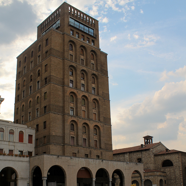 Things to See in Brescia Il Torrione - Italian Notes