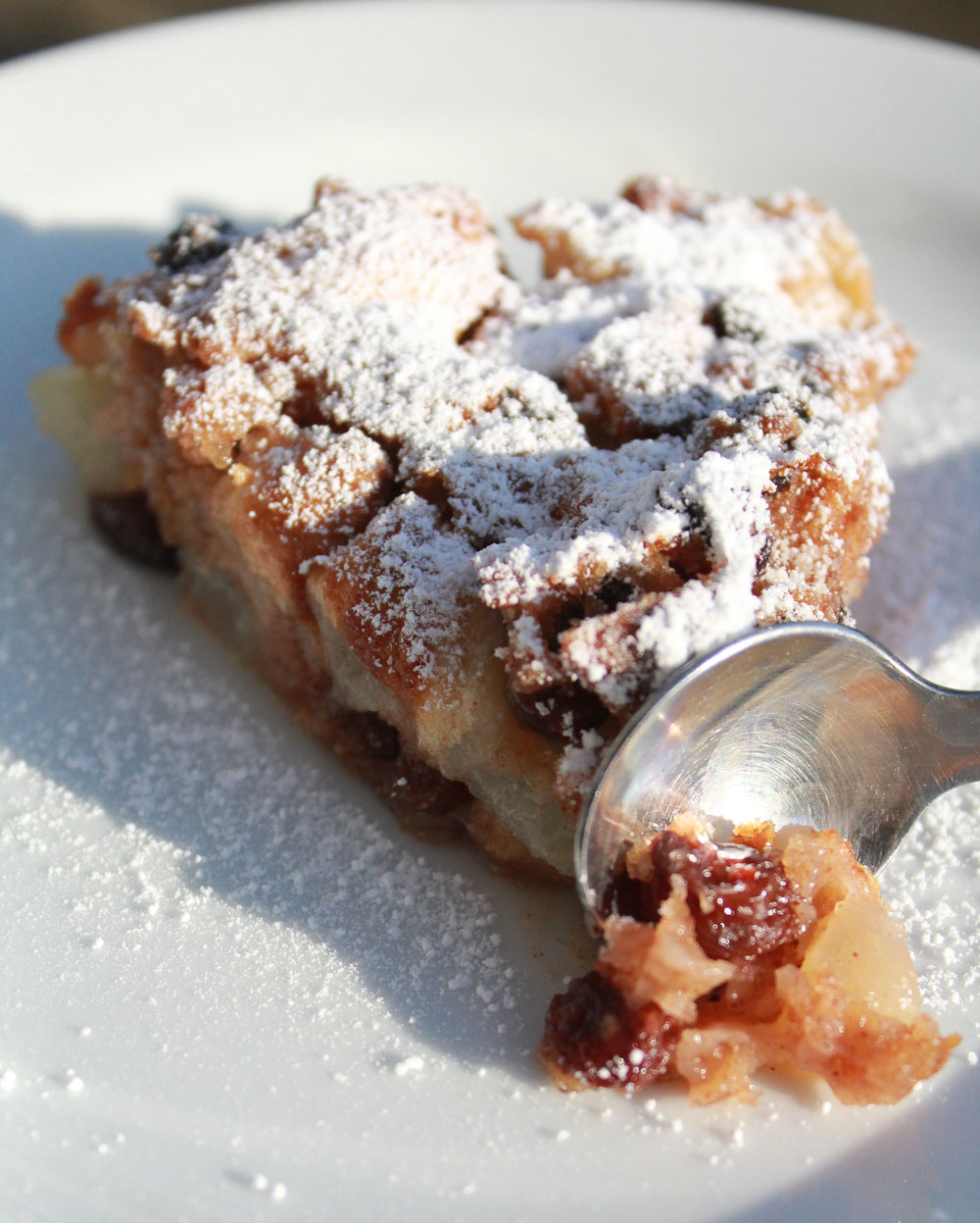 Sant'Orfeo Apple Cake - Italian Notes