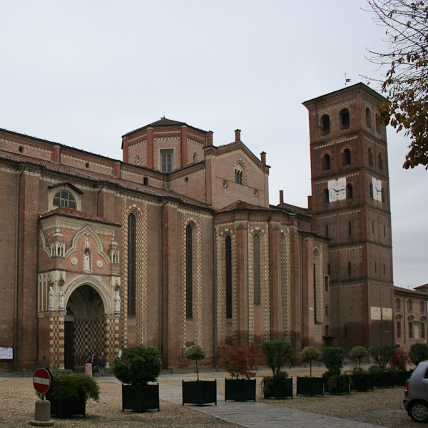 Things to see in Asti Cathedral
