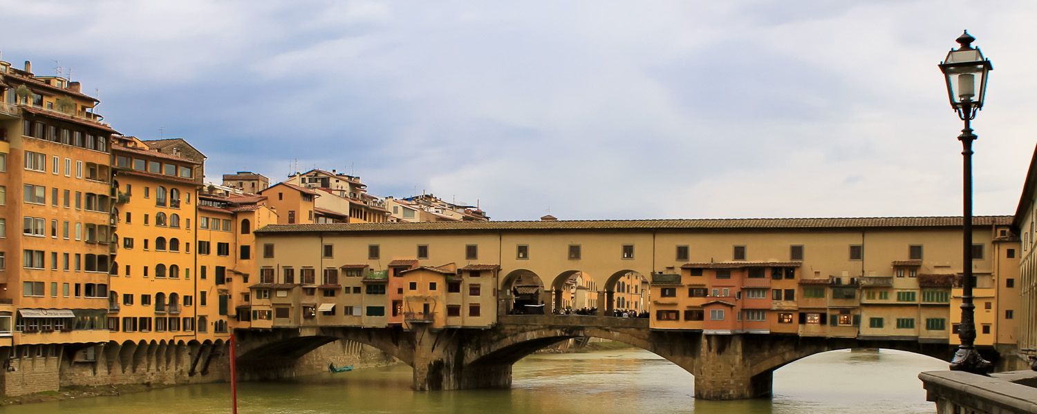 Discover Florence - Italian Notes